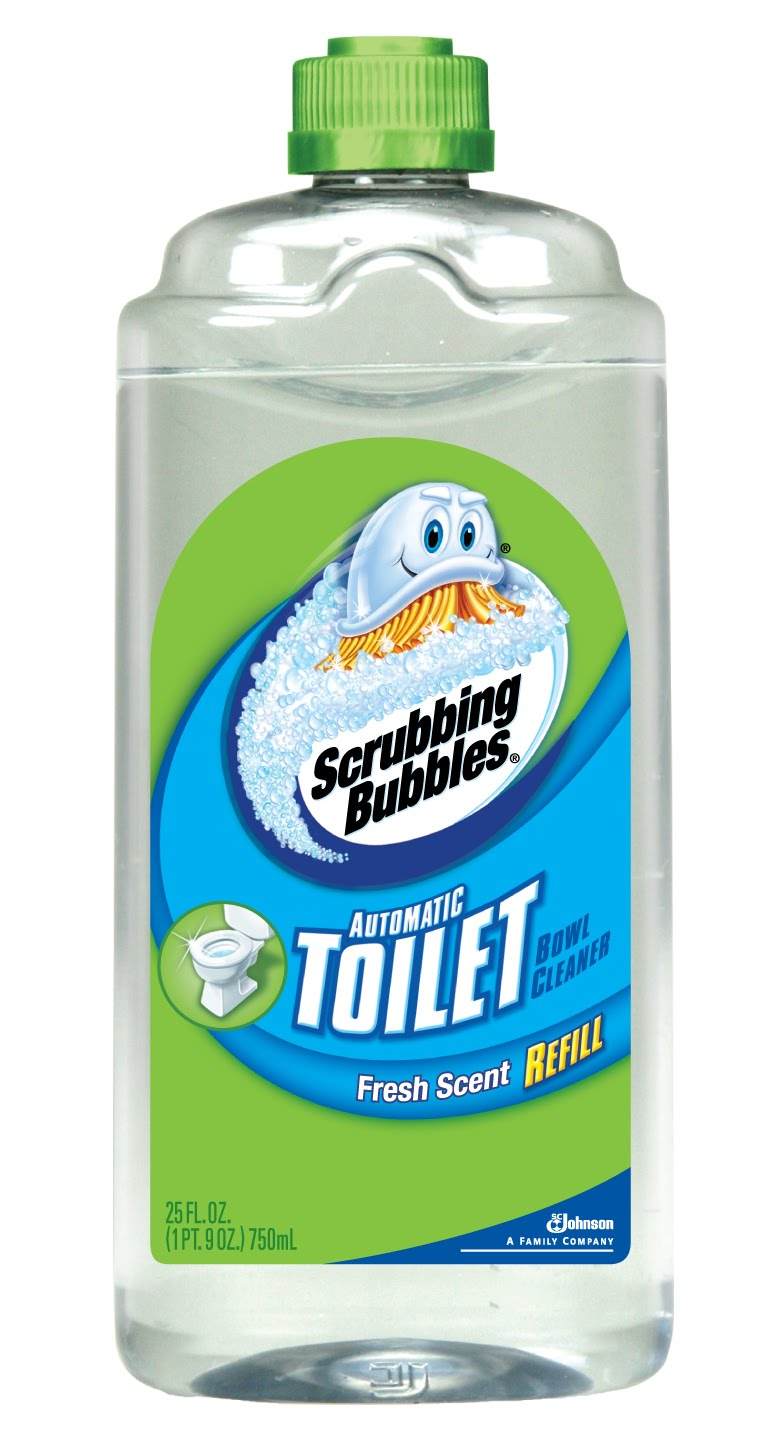 Thanks Mail Carrier Scrubbing Bubbles Automatic Toilet Bowl Cleaner Review