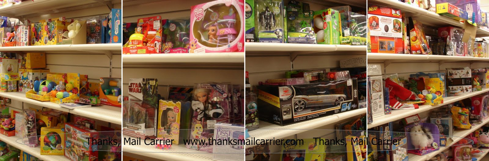 Toys From Tj Maxx : Thanks mail carrier t j maxx marshalls review