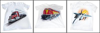kids truck shirts