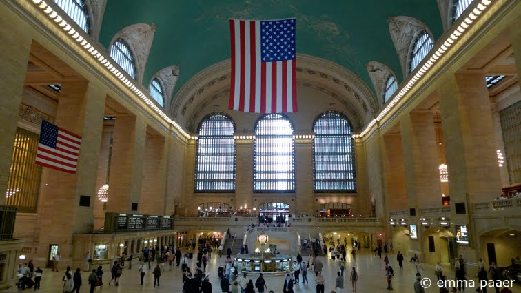 valon paloa: grand central