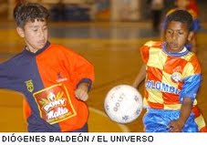 III MUNDIALITO DE BABY FUTBOL 2010