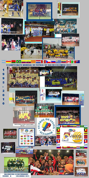 PARTICIPACIONES  INTERNACIONALES 1995 / 2010
