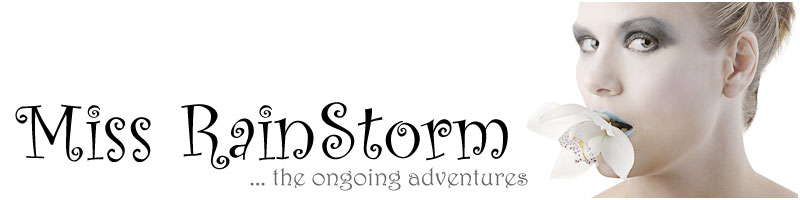 RainStorm: a world of adventures