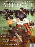 Art Doll Quarterly  Oct 2009