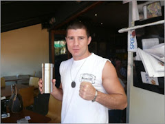 "Champion Aussie Boxer Daniel ""The Rock"" Dawson"