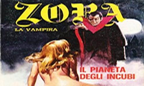 Smoking Zora