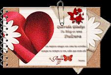 Gracias querida Noemi por tu hermoso regalo