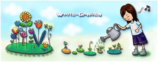 White-Garden