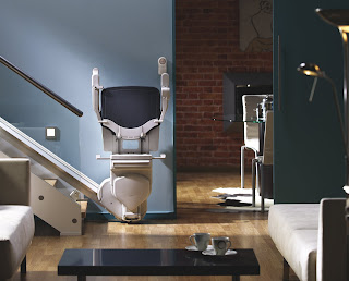 Stannah Solus Stairlift