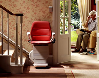 Stannah Saxon Stairlift