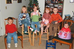 Grandchildren - Christmas 2008