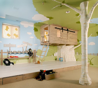 fantasy playrooms for children playroom decorating ideas
