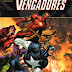 "Marvel Comics ""Vengadores desunidos"""