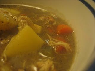 beer rabbit stew