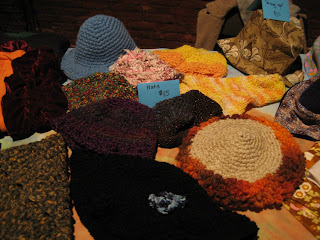hairycarrot crochet hats