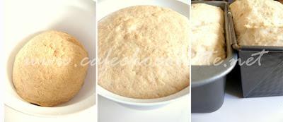 4 Çavdar ve Tam Buğday Unlu Kolay Ekmek
