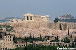 As cidades gregas.