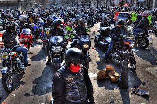 Convention des motards : la communauté est avant le digital