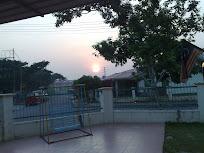 Matahari pagi - 'scene' diambil dari Lot 22 Lazenda Villa 6, Labuan