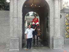 pengawal berkuda