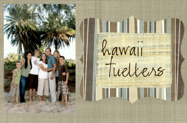 Hawaii Tuellers