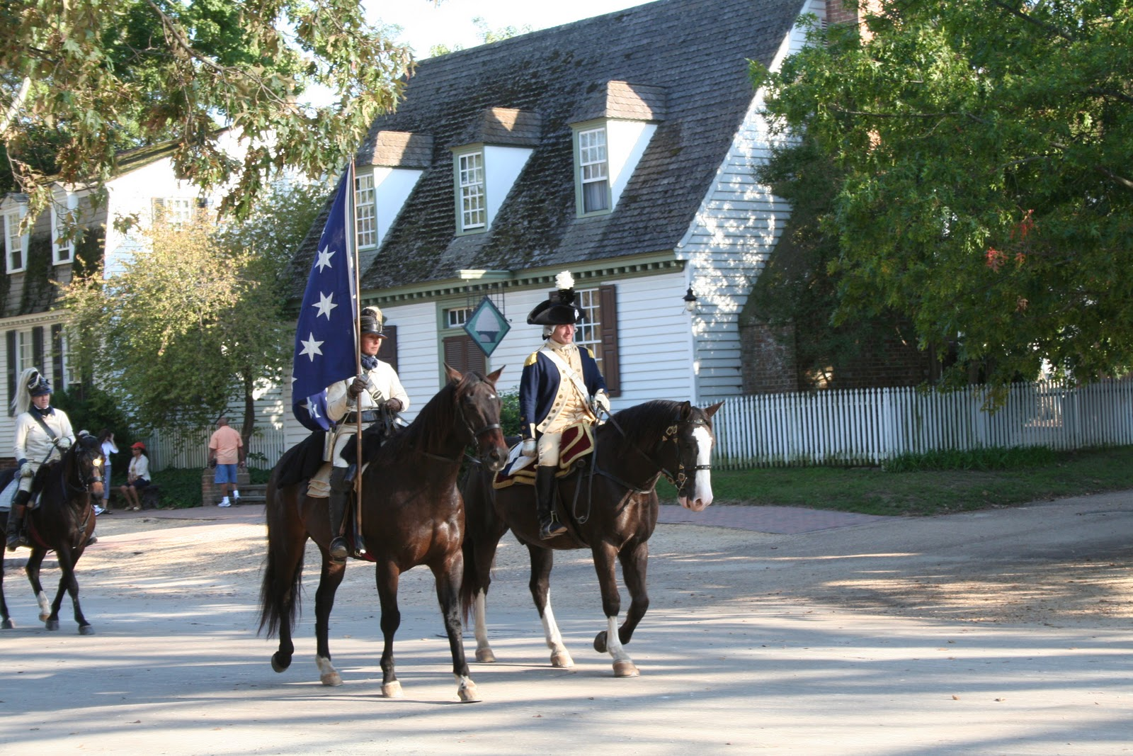 Colonial Williamsburg Ghosts Among Us Tour