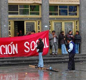 Jóvenes y trabajo en Bolivia