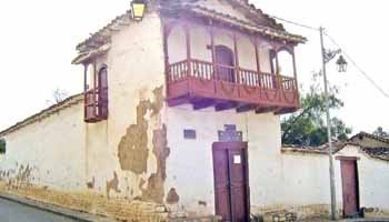 La casa del Moto Mndez en San Lorenzo luce deteriorada  NOTAS