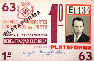 Passe de Empregado 1963