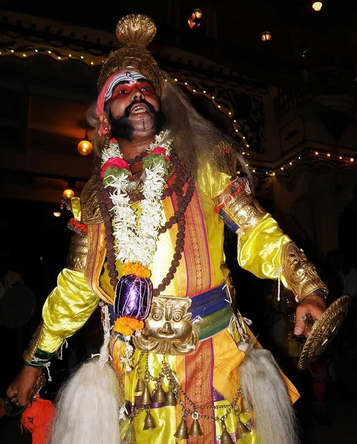 Veeragasi performance, Dasara 2009.
