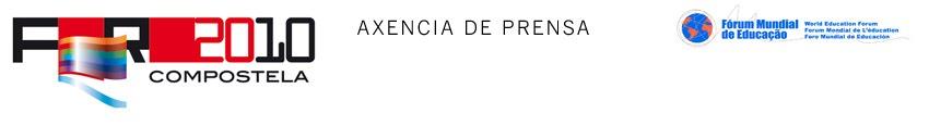 Axencia de Prensa Foro 2010