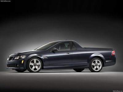 New Pickup Truck 2010 Pontiac G8 Sport Truck Picture