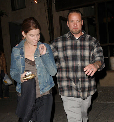 sandra bullock and jesse james how did they meet