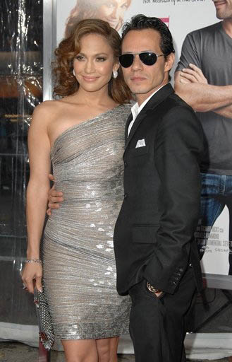 marc anthony jennifer lopez grammy duet video. Jennifer Lopez With Marc