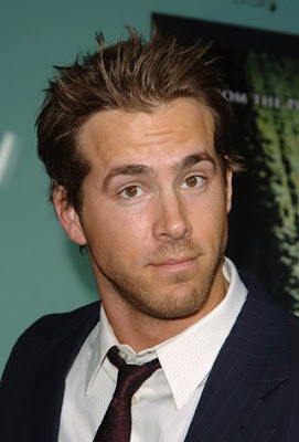 Ryan Reynolds  on Ryan Reynolds Is Hot But Green Lantern Is Not