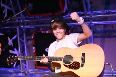 Justin Bieber Concert on Justin Bieber In Concert