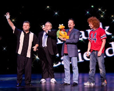 Terry Fator And Carrot Top