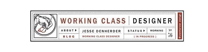 working class designer