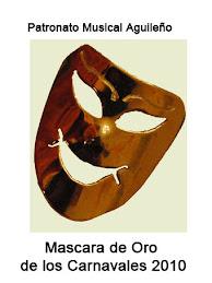 Mascara de Oro 2010
