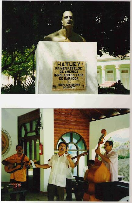 La música y los héroes de tiempos pasados son un valuarte de esta isla caribeña