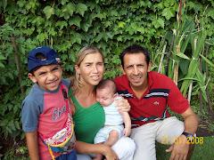 Felipe Ariel Flor y Benja