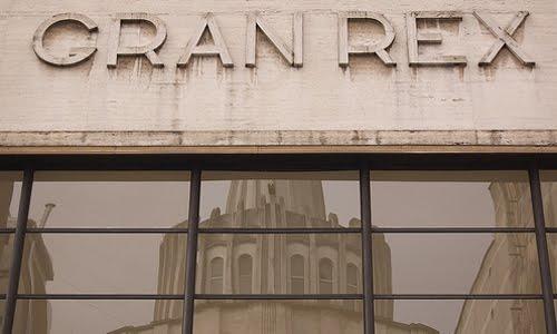 Atelier du patrimoine et d 39 architecture teatro gran rex for Rex architecture p c