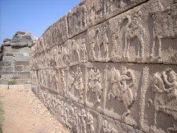 More wall relief