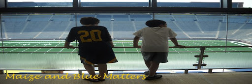 Maize and Blue Matters