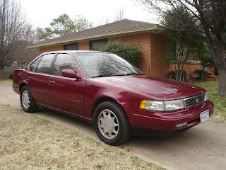 Buy New Model Cars Buy 1994 Nissan Maxima GXE