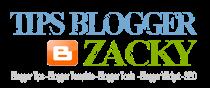 Tips Blogger Zacky