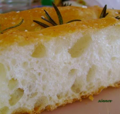 Italian Flat Bread Focaccia