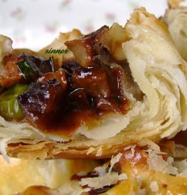 Seremban Siu Bao, Baked Bbq Pork Bun