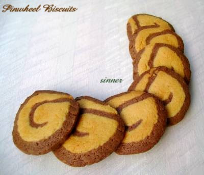 Pinwheel Biscuit