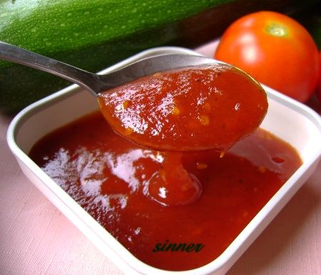 5 ingredient tomato sauce